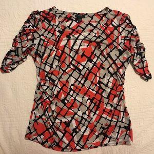 Alfani - Mid sleeve blouse